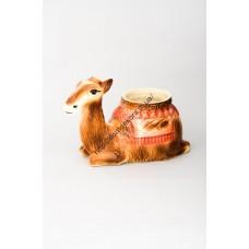 кашпо верблюд керам