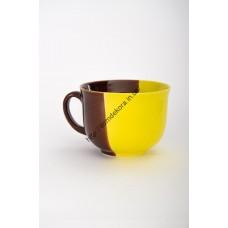 Чашка аппетитка 0,5 ж/к