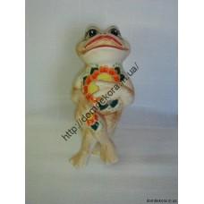 жаба шамот