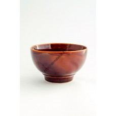 пиала 0,3 коричневая