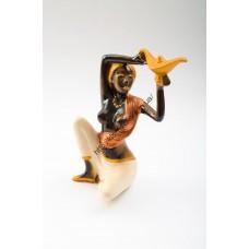 ефиопка керамич. сидячая