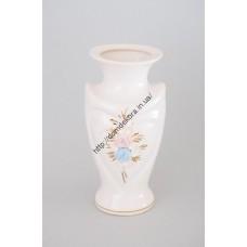 ваза амур белая малая КОА