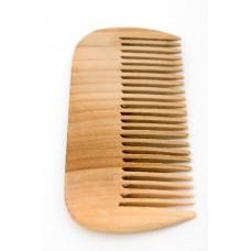 Расческа деревянная без ручки
