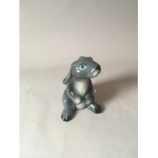 Кролик серый керам. уличный (Ив)