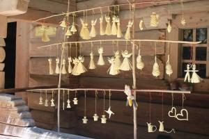 Украинская символика: оригинальные сувениры из дерева