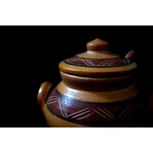 Посуда из красной глины — красиво, полезно и удобно
