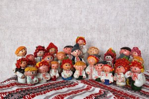 Сувенирные изделия из дерева – украинский оберег